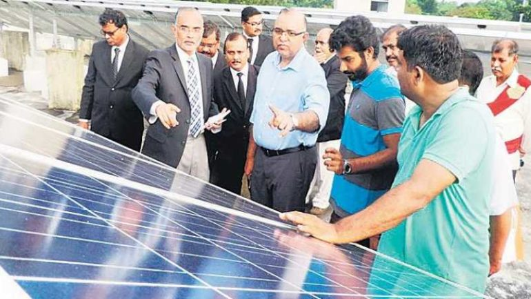 In Jharkhand, solar energy lights up